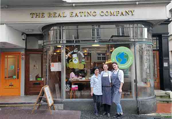 Bournemouth Cafe- Real Eating Company