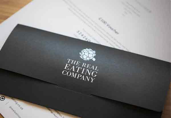 Real Eating Company Gift Voucher